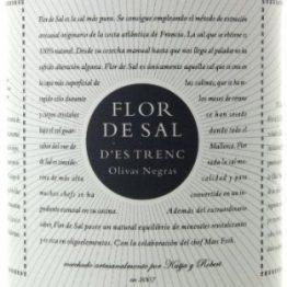 Flor de Sal, Aceituna Negra, Salz, Oliven, Meersalz