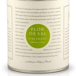 Flor de Sal d'es Trenc Mediterraneo, Flor de Sal, Salz Gewürz,