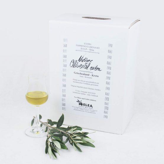 ELEA OLivenöl Kreta 1,5Liter und 250ml
